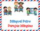 Dual Language Classroom Posters