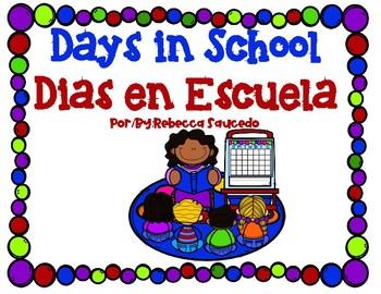 Dual Language Days in School Number Representation