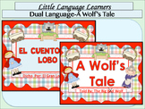 "Spanish Dual Language ESL: Comprehension + Vocabulary-""Little Red Riding Hood"""