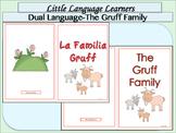 "Spanish Dual Language Bilingual:Comprehension and Vocabulary-""Billy Goats Gruff"""