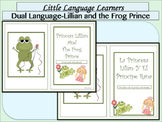 """ELL Newcomers: Spanish Dual Language Comprehension and Vocabulary-""""Frog Prince"""""""