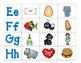 Dual Language English Pocket Chart Center
