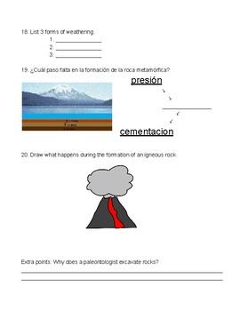 Dual Language Evaluation on Rocks
