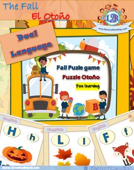 Dual Language Fall Project Game: Puzle