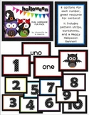 Dual Language Halloween Fun Pack