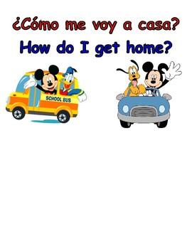 Dual Language: How do I get home?