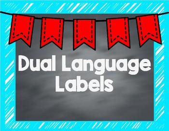 Dual Language Labels