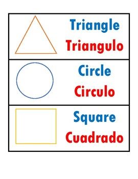 Dual Language Labels