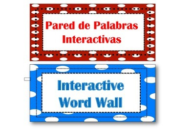 Dual Language Lables, research signs and LOD signs