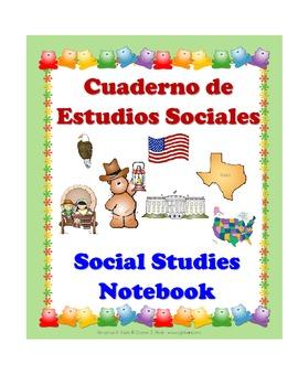 Dual Language Math and Social Studies Labels