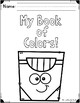 Dual Language My Book of Colors