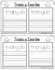 Dual Language My Little Book of Shapes Combo