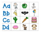 Dual Language Pocket Chart Center Combo:  Both Spanish and English Sets