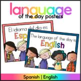 Dual Language Posters