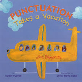 """Dual Language - """"Punctuation Takes a Vacation"""" Activities BIL"""