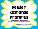 Dual Language Reader Response Prompt Posters (Spanish)