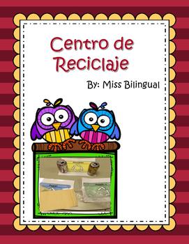Dual Language Recycle Center - Spanish Bilingual