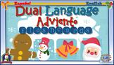 Dual-Language SPA-ENG flashcards - Christmas - biliteracy ideas