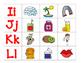 Dual Language Spanish Alphabet Pocket Chart Center