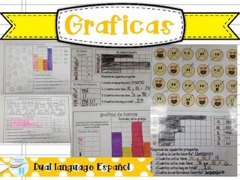 Dual Language Spanish Graphing