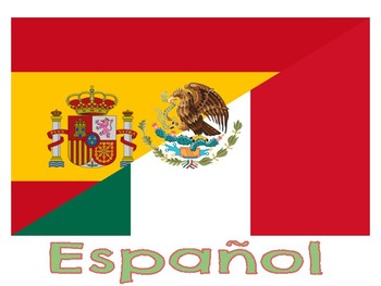 Dual Language Spanish Resources - Spanish Language Transition Poster