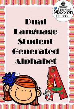 Dual Language Student Generated Alphabet