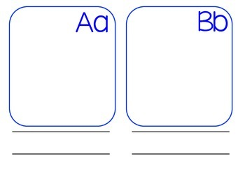 Dual Language Student Generated Alphabet-English