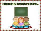 Dual Language - Turn and Talk - Spanish