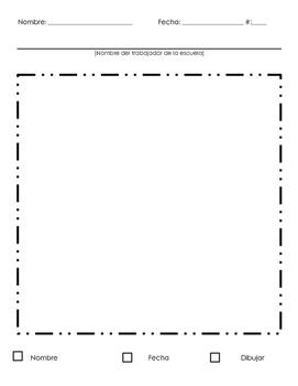Dual Language Worksheets - School Community