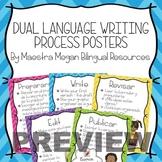Writing Process Posters - Carteles del proceso de escritura
