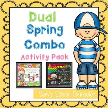 Dual Spring Combo Activity Pack