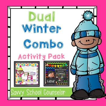 Dual Winter Combo Activity Pack