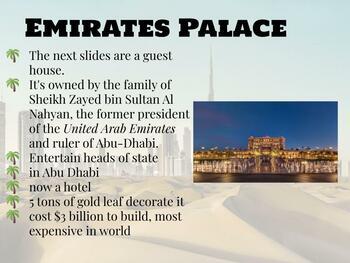 Dubai's industrialization