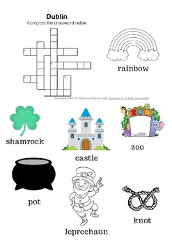 Dublin crossword