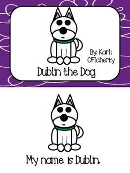 FREE Dublin the Dog Emergent Reader