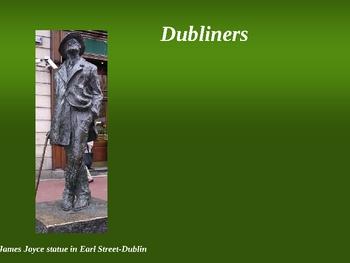 Dubliners- Joyce