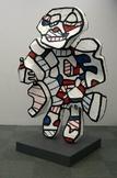 Dubuffet's 3D sculptures {MrsBrown.Art}