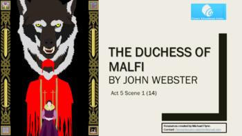 Duchess of Malfi (14) Act 5 Scene 1
