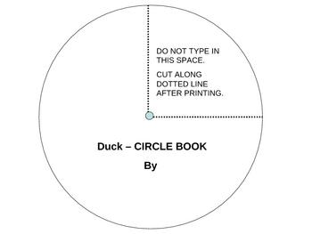 Duck Circle Book