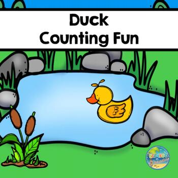 Duck Counting Fun Activity  Kit