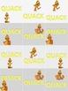 Duck, Duck, Instrument