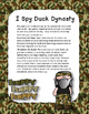 Duck Dynasty 2-Digit Addition With Regrouping Scoot I Spy or Math Center CCSS