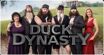 Duck Dynasty Dodgeball