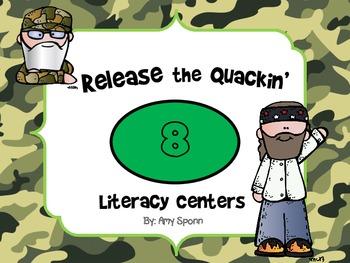 Duck Dynasty Literacy Centers