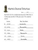 Duck Dynasty Martin's Decimal Detectives Hunt