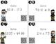 Upper Elementary Duck Dynasty Math Task Cards {QR Codes In