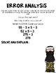 Duck Dynasty Order of Operation Interactive Notebook