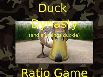 Duck Dynasty Ratio PPT