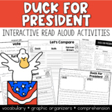 Duck For President Interactive Read Aloud Kit