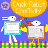 Duck Rabbit Craftivity